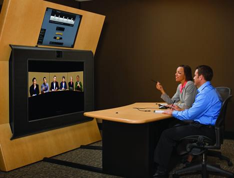 Videoconferencia de alta definición de HP