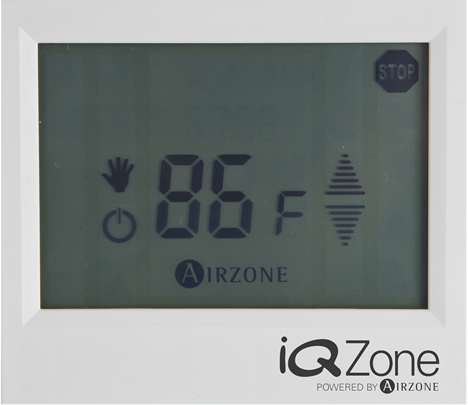 iQ Zone de Nordyne powered by Airzone