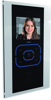 Monitor Digital Tactile de Guinaz Videoporteros