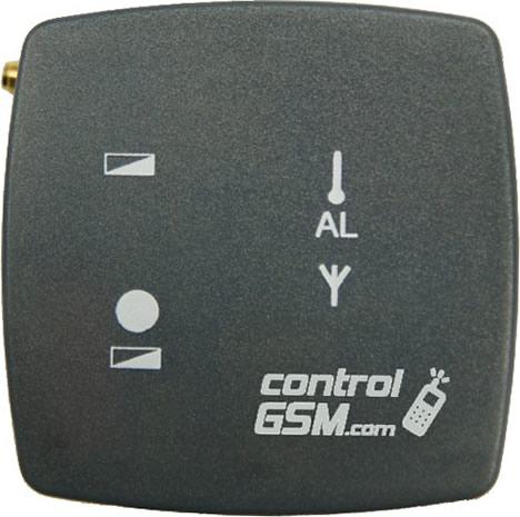 Frontal Controlador GSM 2-1 de DOINTEC