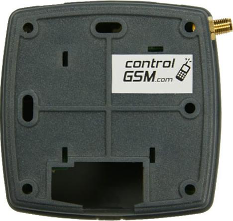 Trasera Controlador GSM 2-1 de DOINTEC