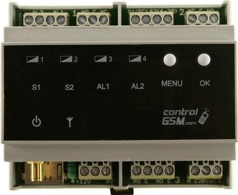 Controlador GSM 5-4 de DOINTEC
