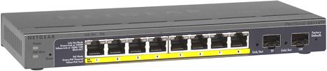Switches ProSafe Plus de NETGEAR