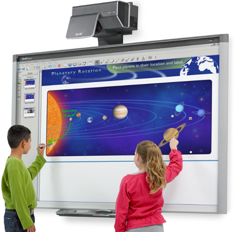 Pizarra digital interactiva SMART Board 800