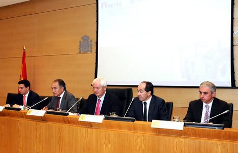 Presentacíon del estudio sobre las TIC en la empresa española