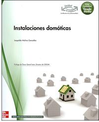 """Libro Intalaciones Domóticas"""" de Leopoldo Molina para McGraw Hill"""