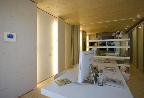 Niessen en Casa Decor Barcelona 2010 con Planner.