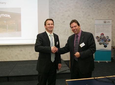 Heger Gebaudeatomation en LONMARK International Awards 2010