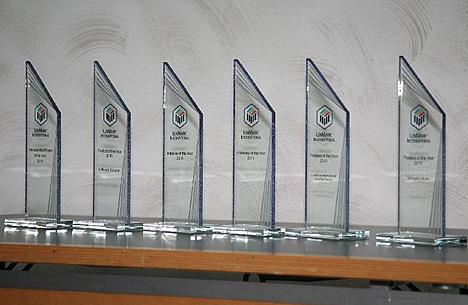 Annual Achievement Awards de LONMARK International