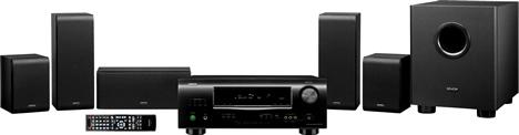 Sistema cine en casa 3D DHT 1311XP de DENON