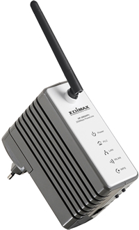 Adaptador PLC HP-2002APn de Edimax