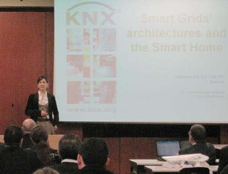 Smart Grids KNX Scientific Conference 2010