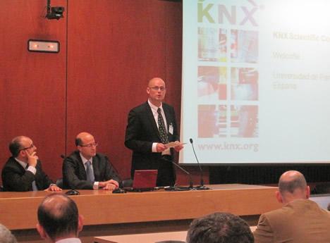 Apertura KNX Scientific Conference 2010