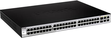 Smart Switches DES-1210 y DGS-1210 de D-Link