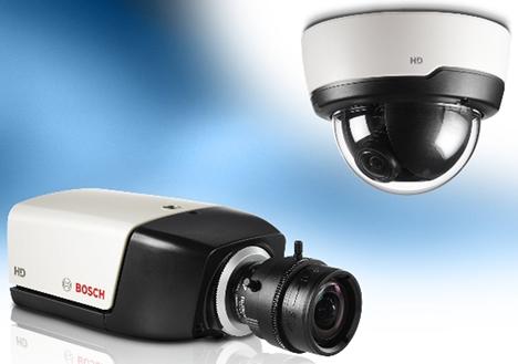 Cámara IP 265 en HD de Bosch