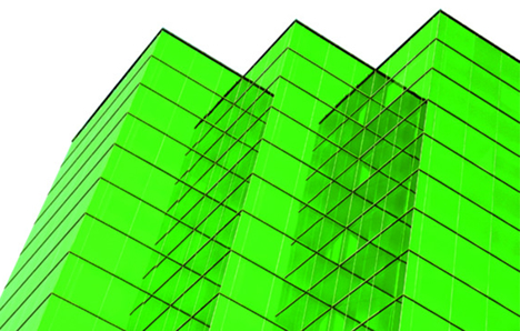 Edificio Verde de AMX