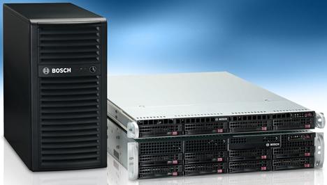 Sistema de almacenamiento vídeo IP de Bosch