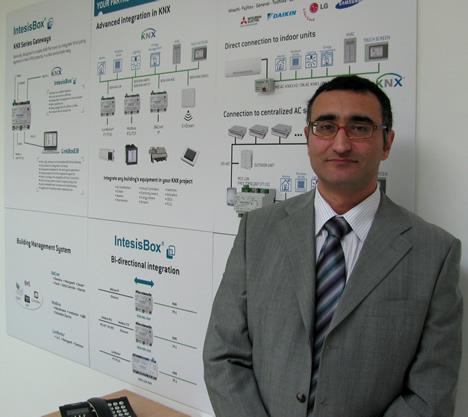 Pere Lumbreras, Director General de Intesis Software