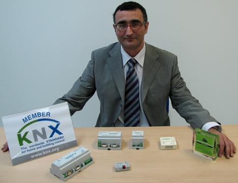 Pere Lumbreras, Director General de Intesis Software con soluciones KNX