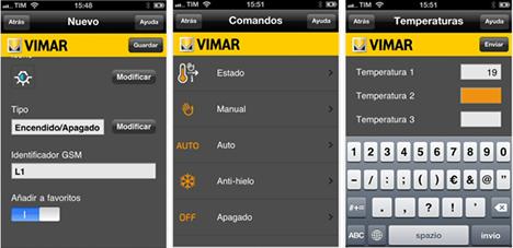BY-Phone para el control de la domótica BY-ME