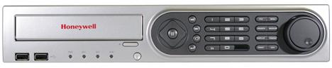 Grabadores digitales H.264, de Honeywell