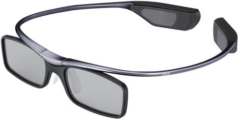 Gafas 3D SSG-3700CR, de Silhouette