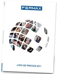 Lista de Precios 2011 de Fernax