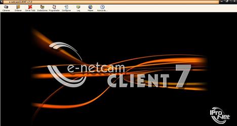 Versión 7 del software de gestión de vídeo IP e-netcamCLIENT de IProNet