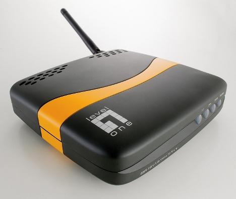 Nuevo router inalámbrico 11N WBR-6800
