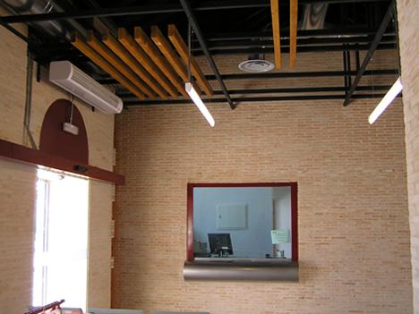Instalación de Domótica en la estación de Oropesa del Mar (Castellón) de Adif