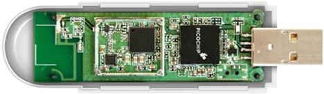 Pin USB de Femtocelda de Alcatel-Lucent
