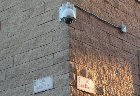 Solociones IP de Axix Communications en Ayuntamientos españoles