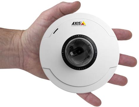 Cámara AXIS M50