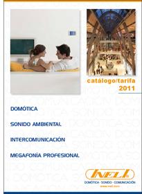 Catálogo Ineli 2011