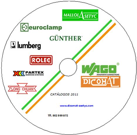 Catálogo DVD Dicomat-Mallol Asetiyc