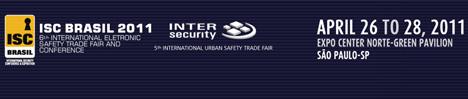 Scati estará presente en ISC Brasil 2011 - Intersecurity (International Safety Conference)