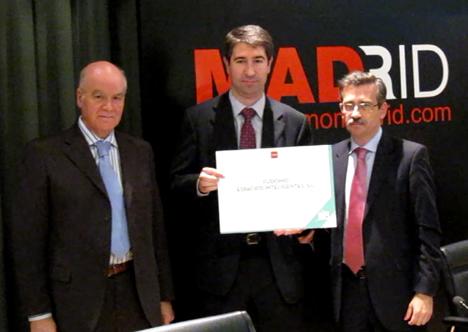 2ª mención en Instalación Inmótica de la Comunidad de Madrid para Fudomo Espacios Inteligentes