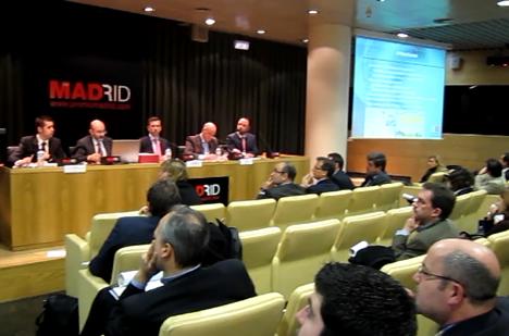 Entrega de los Premios a la Mejor Instalación de Domótica e Inmótica de la Comunidad de Madrid