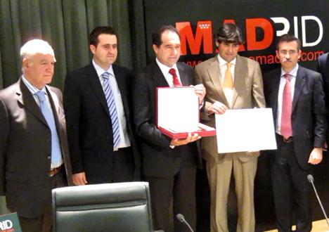 Premio de la Mejor Instalación de Inmótica de la Comunidad de Madrid para Imeyca
