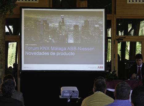 ABB en el KNX National Forum de Málaga