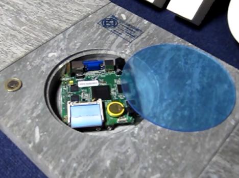 Presentación Vía Inteligente de Pavimentos Inteligentes