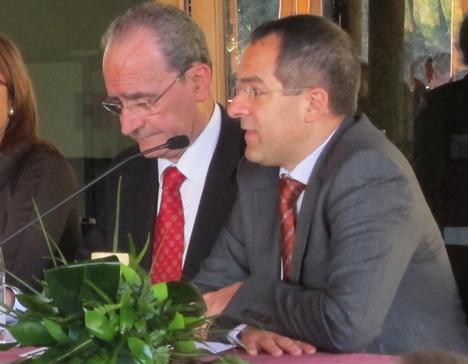 Antonio Moreno de Jung en KXF Forum Málaga