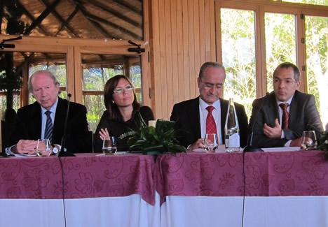 Inaguración del KNX National Forum Málaga