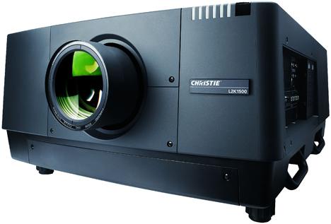 Proyector Christie L2K1500
