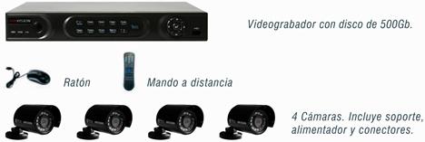 Kit de CCTV FX1 de Fermax