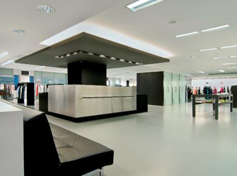 ISDE realiza la automatización y control de las instalaciones de la cadena de articulos de lujo.