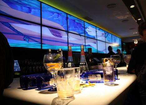 Restaurante Ocean Club en Salamanca