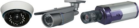 Cámaras CCTV de Jandei