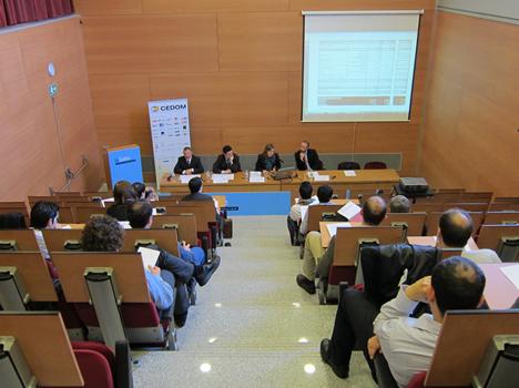 Vista general de la Asamblea General de CEDOM de 2011