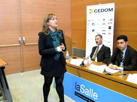 Marisol Fernández, Directora de CEDOM